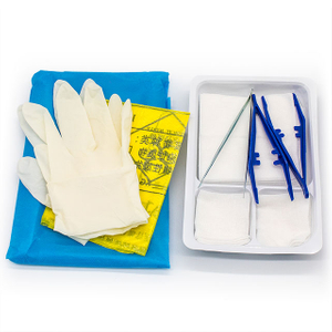 Disposable Medical Sterile Surgical Wound Dressing Kit