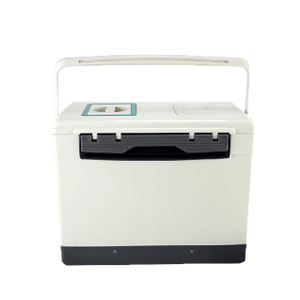 14L Medical Plastic Transport Vaccine Storage Ice Cooler Box