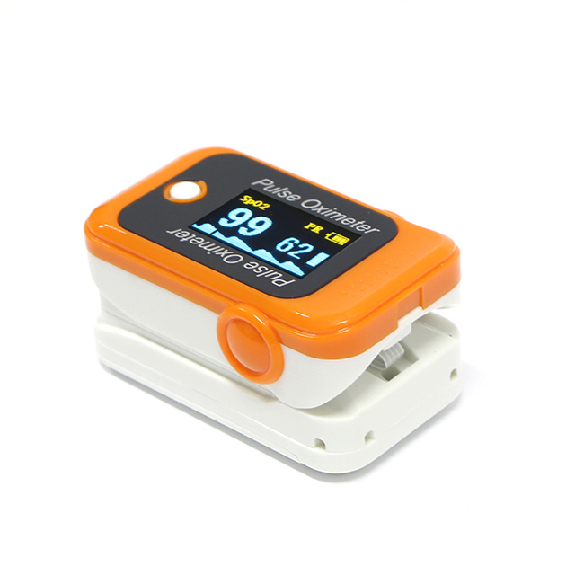in Stock Digital SpO2 Waterproof Bluetooth Fingertip Pulse Oximeter for Home Health Checking