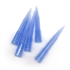 Disposable Sterile Plastic Blue 100UL 10ml Filter Pipette Tips