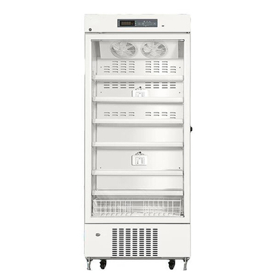 416L Vertical Medical Pharmacy Vaccine Refrigerator with USB Port