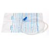 Disposable 2000ml Pull-push Type Urine Collection Bag