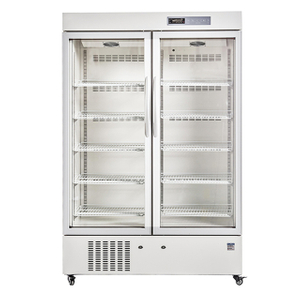 2~8 Degree Large Volume Drug Sample Storage Pharmacy Refrigerator 1006L