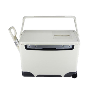 36L Transport Cooler Vaccine Cold Chain Box with Trolley And Wheel