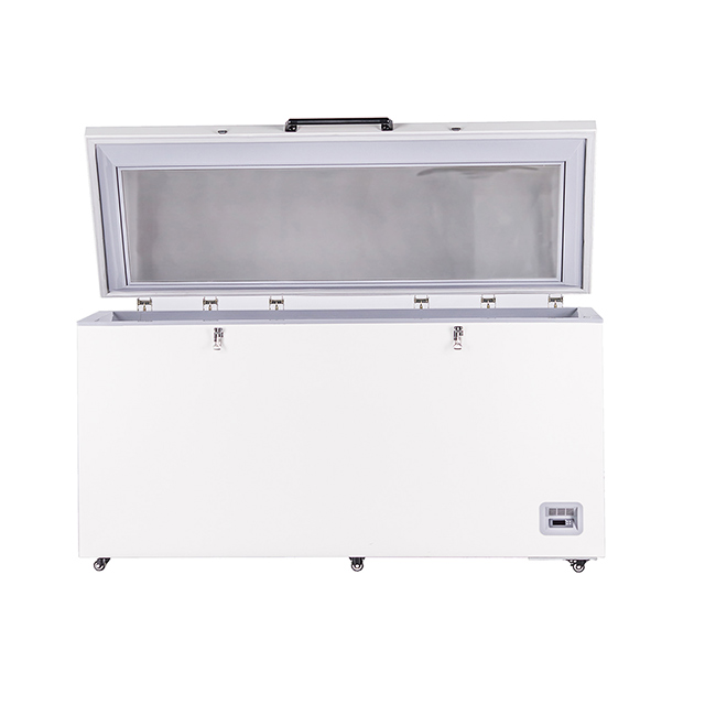 Medical Vaccine Storage High Capacity Horizontal -25 Degree Deep Freezer 485L