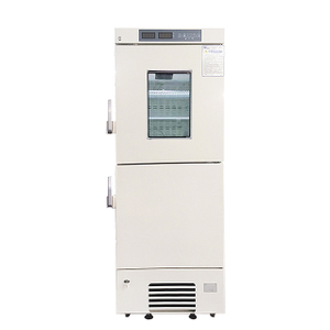 -25 Degree 368L Dual Independent Digital Display Vertical Vaccine Deep Freezer