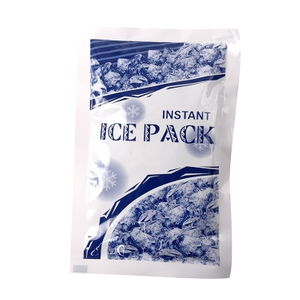 Disposable Instant Cold Compress Ice Pack for First Aid Use