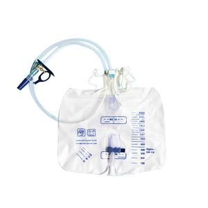 Medical Supply Disposable Luxury Urine Meter Drainage Bag