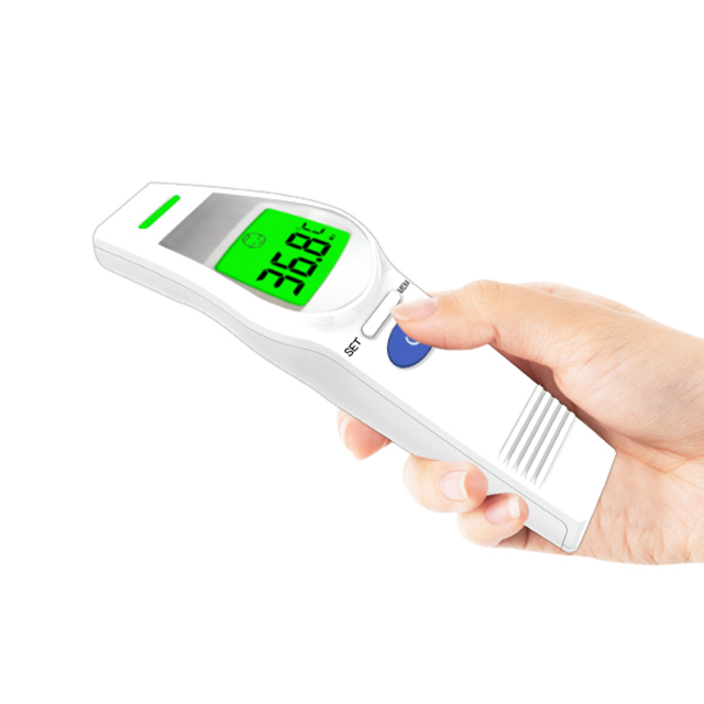 Non-Contact Body Medical High Precision Digital Electronic Best Forehead Infrared Thermometer
